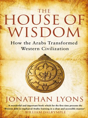 Click this cover for a(n) eBook sample of The House of Wisdom.