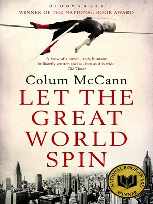 Click this cover for a(n) eBook sample of Let the Great World Spin
