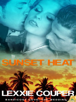 Click this cover for a(n) eBook sample of Sunset Heat.