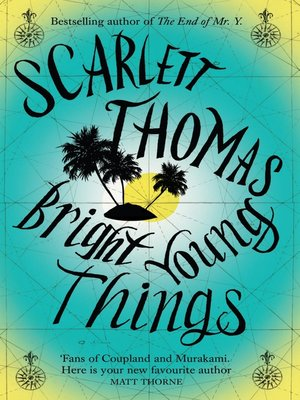 Click this cover for a(n) eBook sample of Bright Young Things