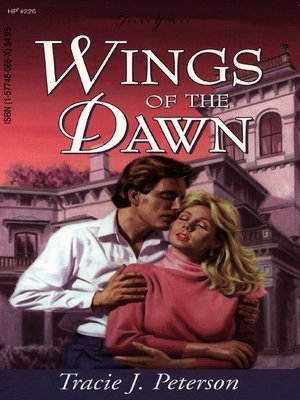 Click this cover for a(n) eBook sample of Wings Of The Dawn
