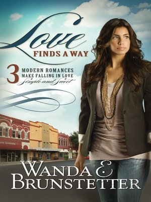 Click this cover for a(n) eBook sample of Love Finds a Way.