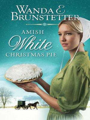 Cover of Amish White Christmas Pie