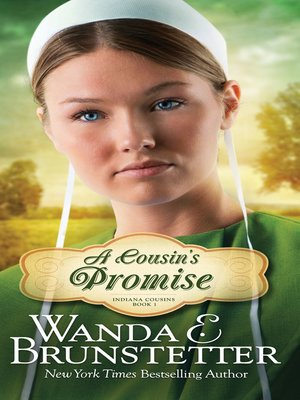 Click this cover for a(n) eBook sample of A Cousin's Promise