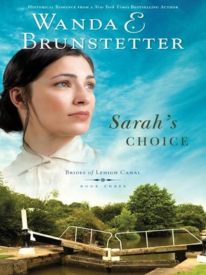 Click this cover for a(n) eBook sample of Sarah's Choice.