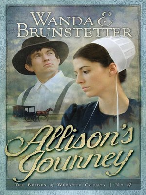 Click this cover for a(n) eBook sample of Allison's Journey