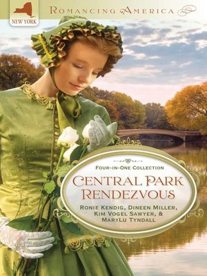 Click this cover for a(n) eBook sample of Central Park Rendezvous