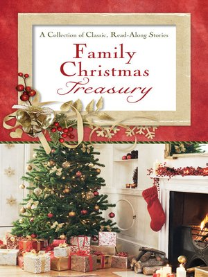 Click this cover for a(n) eBook sample of Family Christmas Treasury