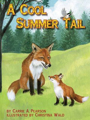 Click this cover for a(n) eBook sample of A Cool Summer Tail