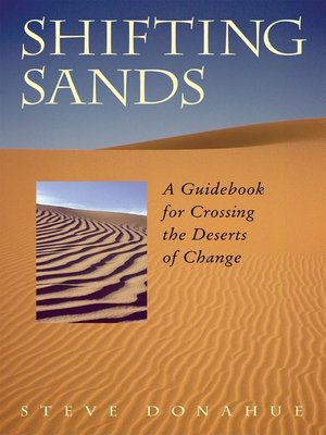 Cover of Shifting Sands