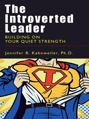 Click this cover for a(n) eBook sample of The Introverted Leader.