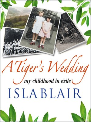 Cover of A Tiger's Wedding