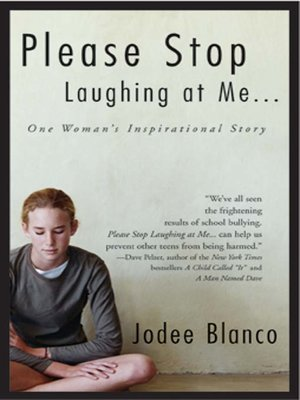 Cover of Please Stop Laughing At Me