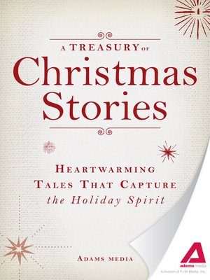 Click this cover for a(n) eBook sample of A Treasury of Christmas Stories.