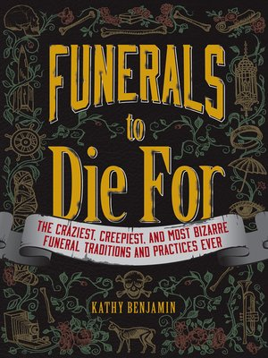 Click this cover for a(n) eBook sample of Funerals to Die For