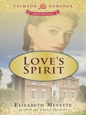 Click this cover for a(n) eBook sample of Love's Spirit.