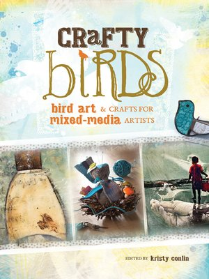 Click this cover for a(n) eBook sample of Crafty Birds