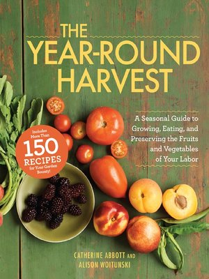 Click this cover for a(n) eBook sample of The Year-Round Harvest.