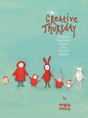 Click this cover for a(n) eBook sample of Creative Thursday.