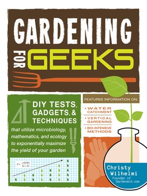 Cover of Gardening for Geeks