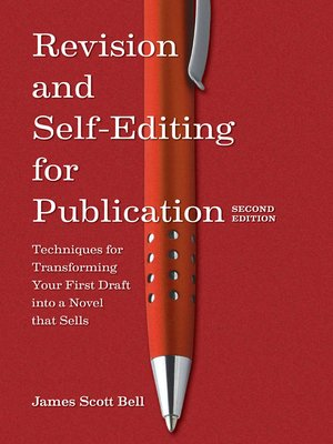Click this cover for a(n) eBook sample of Revision and Self Editing for Publication.