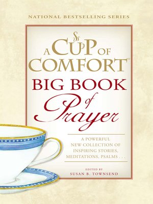Click this cover for a(n) eBook sample of A Cup of Comfort BIG Book of Prayer.
