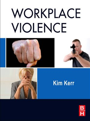 Click this cover for a(n) eBook sample of Workplace Violence