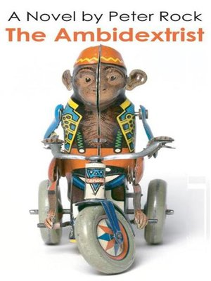 Click this cover for a(n) eBook sample of The Ambidextrist.