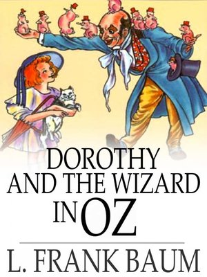 Cover of Dorothy and the Wizard in Oz