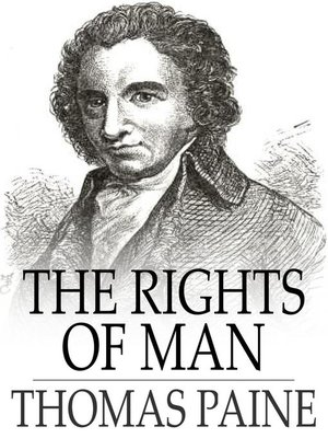 Click this cover for a(n) eBook sample of The Rights of Man
