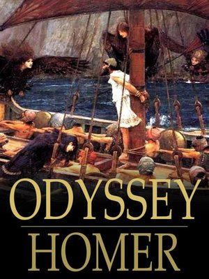 Click this cover for a(n) eBook sample of Odyssey.