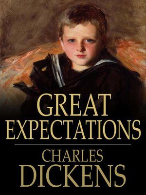 Click this cover for a(n) eBook sample of Great Expectations