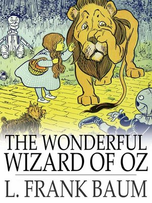 Click this cover for a(n) eBook sample of The Wonderful Wizard of Oz.
