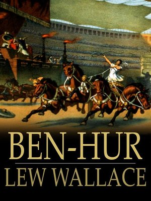 Click this cover for a(n) eBook sample of Ben-Hur.