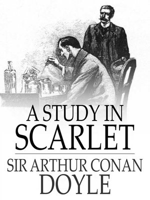 A Study in Scarlet - Ebook