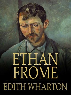 Click this cover for a(n) eBook sample of Ethan Frome.