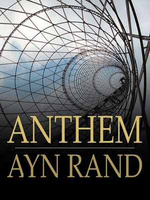 Click this cover for a(n) eBook sample of Anthem