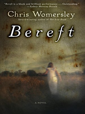 Click this cover for a(n) eBook sample of Bereft.