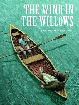 Click this cover for a(n) eBook sample of The Wind in the Willows.