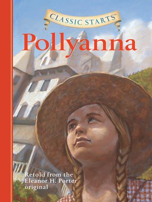 Click this cover for a(n) eBook sample of Pollyanna.