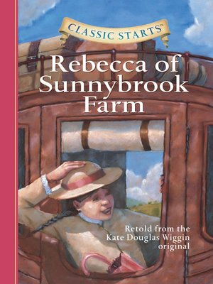 Click this cover for a(n) eBook sample of Rebecca of Sunnybrook Farm.
