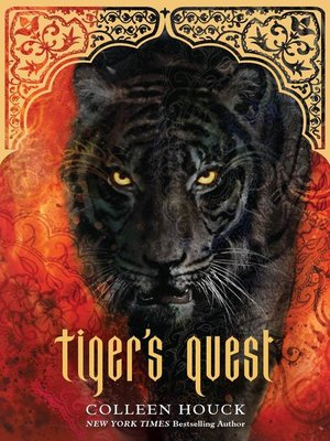 Cover image for Tiger's Quest