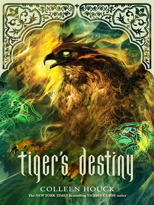 Click this cover for a(n) eBook sample of Tiger's Destiny.