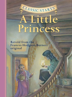 Click this cover for a(n) eBook sample of A Little Princess
