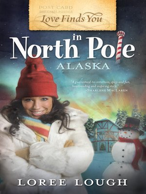 Click this cover for a(n) eBook sample of Love Finds You in North Pole, Alaska