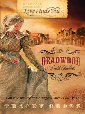 Click this cover for a(n) eBook sample of Love Finds You in Deadwood, South Dakota.