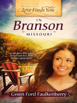 Cover of Love Finds You in Branson, Missouri