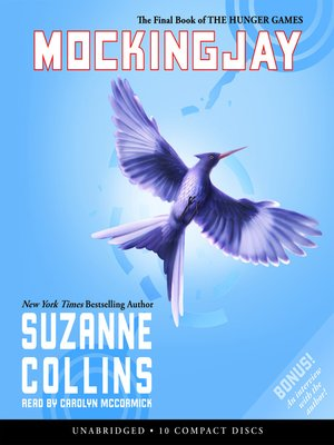 Click this cover for a(n) Audiobook sample of Mockingjay.