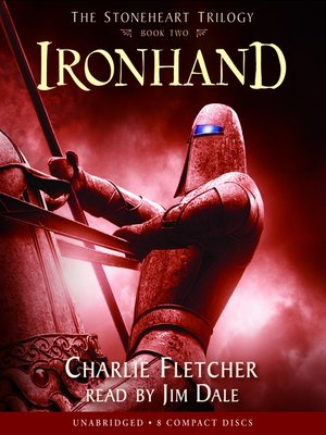 Click this cover for a(n) Audiobook sample of Ironhand.