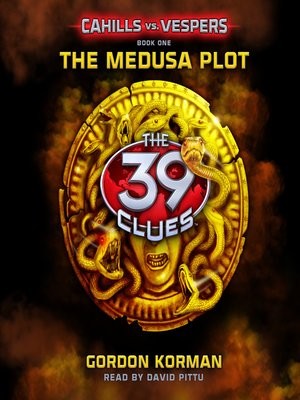 Click this cover for a(n) Audiobook sample of The Medusa Plot.